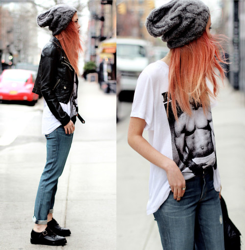 lookbookdotnu:  Casual Mornings (by Lua P)