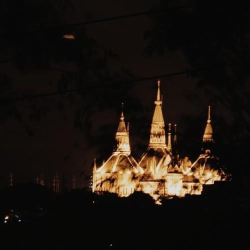 Citadel of Gold #welcometotheINC #vscocam (at Iglesia Ni Cristo Central Temple)