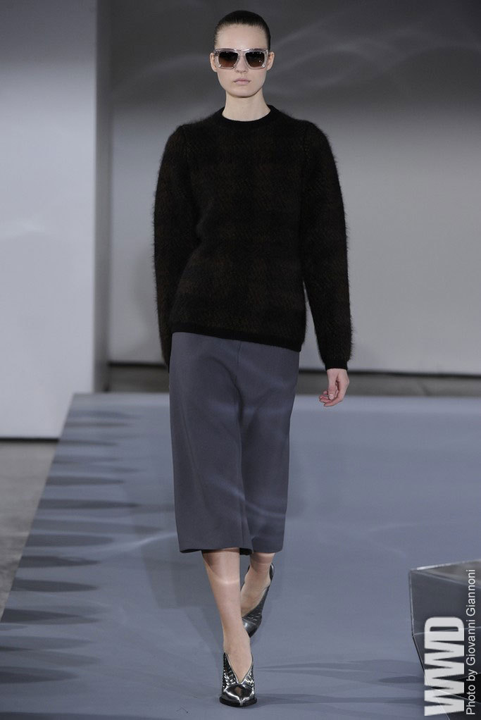 womensweardaily:  Jil Sander RTW Fall 2013