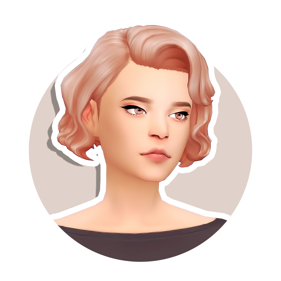 Neo Got My Back: This Is A Recolour Of@ivo-sims's Kate Hair And... : [neo