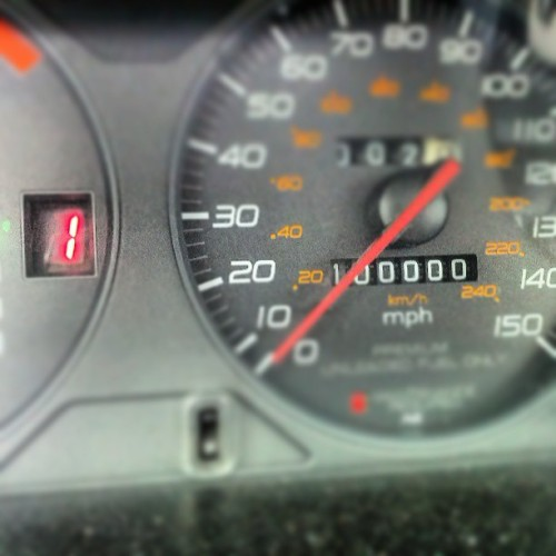 My baby hit a #milestone today.  (at Nabisco Factory Scent Cloud)