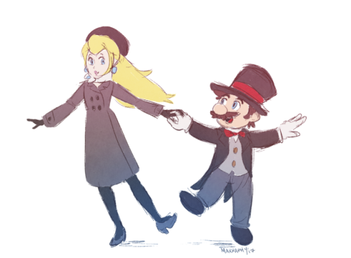 Super Mario Odyssey Fanworks Are Already Blowing Us Away