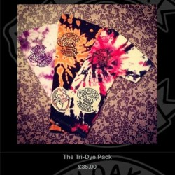 Don't forget to pick up your Tri-Dye pack. £35.00 for a three set of as yet unreleased shirts. When available to buy desperately they'll be £14.99 a pop. Go get yours now. Http://cloakxdagger.bigcartel.com #fashion #clothingline #style #streetwear #tattoo #skull #art #design #illustration #tshirt