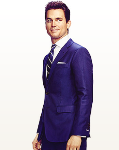 Matt Bomer - Season 5 White Collar promo pictures.