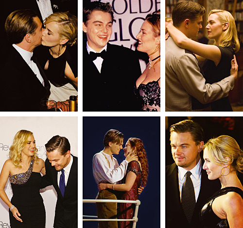 Reblogg if you want to see Leonardo DiCaprio and Kate Winslet together again in a film