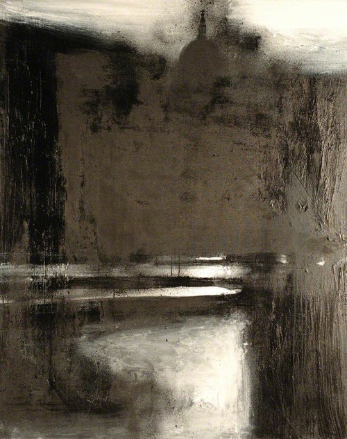 artemisdreaming:  Landscape 715, 2003–04  Oil on canvas, City of London Corporation   John Virtue