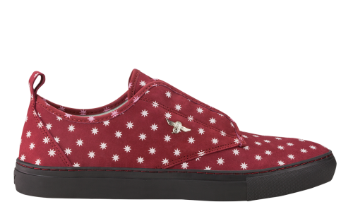 wantering:  Creative Recreation Lacava Prime Red Stars Sneakers