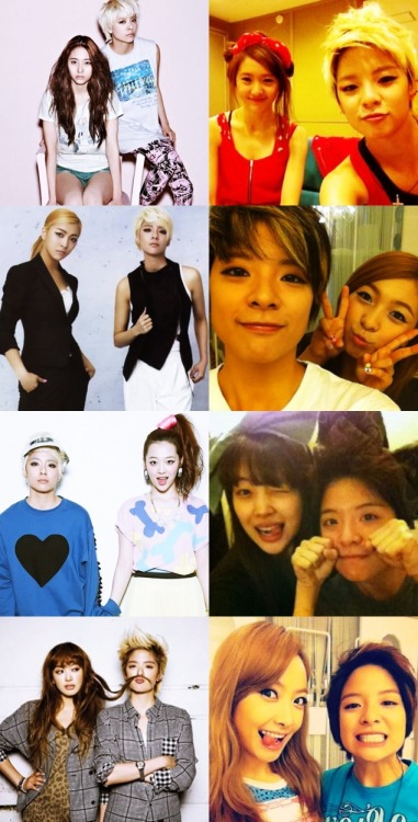 liu-yiyun:  Amber with other members  Photoshoot vs Selcas