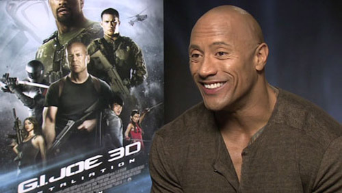 Dwayne Johnson: Career In Four Minutes