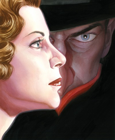 The Shadow Year One, by Alex Ross