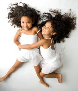 chanel-and-louboutins:  curlskinksandcoils:  Anais and Mirabelle  Chanel-and-Louboutins.tumblr.com