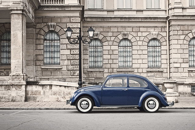 VW Käfer by imagefactory-studio on Flickr.