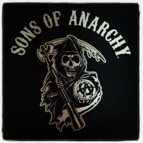 Series Week - Day 2: Sons Of Anarchy