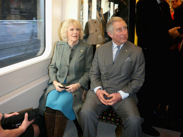 Prince Charles shows he's just a regular bloke by taking the subway for the first time in a quarter centuryRoyalty means rarely having to mind the gap. Britain's Prince Charles took a ride on the London subway Wednesday – for the first time in a quarter century.Charles and his wife, Camilla, joined transit officials and commuters to mark the 150th anniversary of the Underground, the world's first subway system. (AFP PHOTO / CHRIS JACKSON/POOLChris Jackson/AFP/Getty Images)