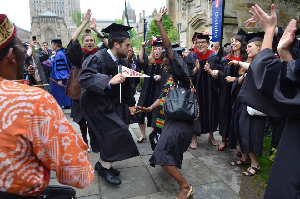 An eruption of joy in a sea of smiles: Yale conferred more than 3,000 degrees during the University's 312th Commencement on May 20, 2013. Congratulations to all of our newest graduates!