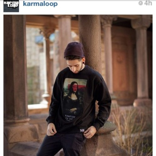 in other news, im a karmaloop model now.