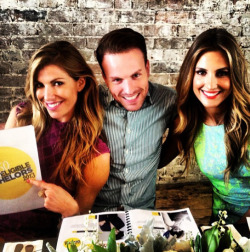CELEB SOCIAL MEDIA WATCH - 2013 CLEO BACHELOR JUDGING LUNCH: LAURA CSORTAN, JOEL CHRISTIE & LAURA DUNDOVIC  Yes it is already that time of year again.   We know that drooling over sexy men is an all year round activity, but thanks to Cleo Magazine, the first few months of every year are an extreme perve fest - YUM! Cleo Magazine's annual Cleo Bachelor judging lunch was held in Sydney today and the hottest female stars in the entertainment industry had the task of deciding who makes the cut. Looking at shirtless pics of thousands of eligible men in Australia - it's a tough job, but someone has to do it.  Attendees included Jesinta Campbell, Rhiannon Fish, Samantha Jade & Laura Dundovic just to name a few! Some of the hotties that have made it through to the Top 50 include Home & Away's Lincoln Younes and Nic Westaway (gotta love a TV bad boy). Here are some of the hottest shots on social media straight from the judging lunch! Image Source: Laura Csortan Instagram