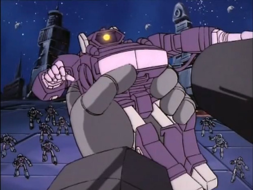 destron-destroyer:  A bad day for Shockwave, yet… somehow adorable.