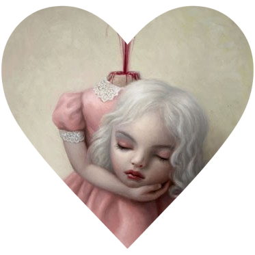 thehotinpsychotic:  Mark Ryden.