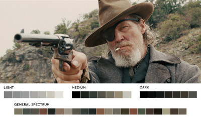 astronautmikedexter:  A study of color - True Grit Cinematographer - Roger Deakins