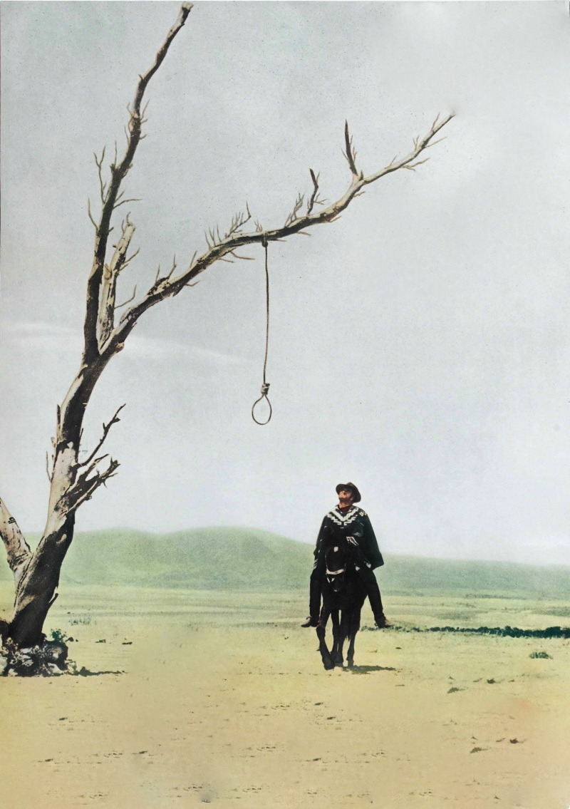 conelradstation:  A Fistful of Dollars (1964) - Directed by Sergio Leone