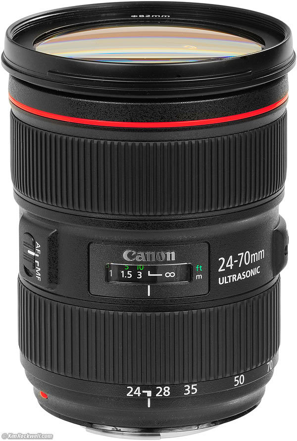 Yep. I did it! I invested in Canon's 24-70mm f/2.8L II USM. I've only taken it out once, but it wipes the floor with my Tamron, and I'm really excited to get out there and use it some more.