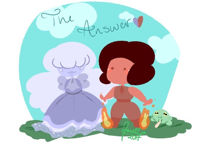 My favorite episode from Steven Universe. I miss this show a lot.