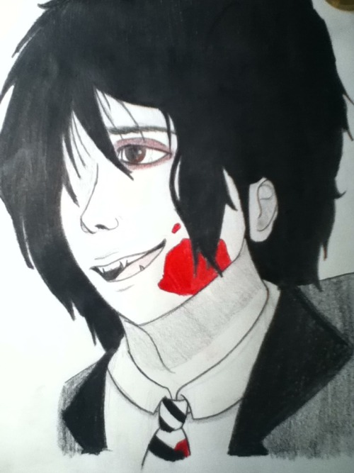 slender-bitch:  So I colored it :3