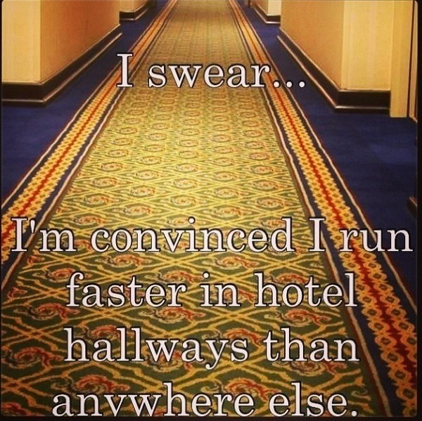its promised that at every NSBE convention I run in someones hallway