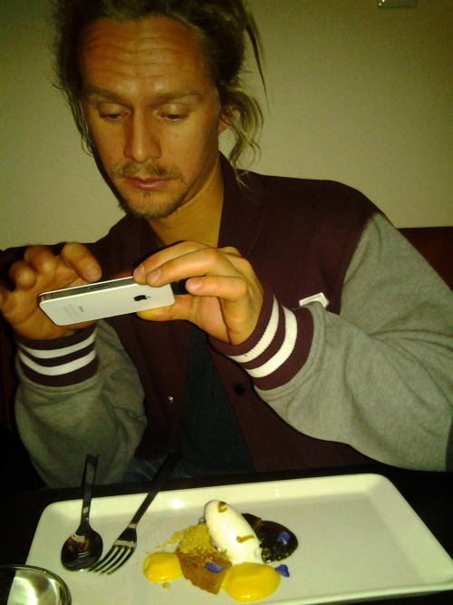 Pictures of Hipsters Taking Pictures of Food is my new favorite Tumblr. [And also I'm pleased not to find a picture of myself there] HT: Nick Wasserman.