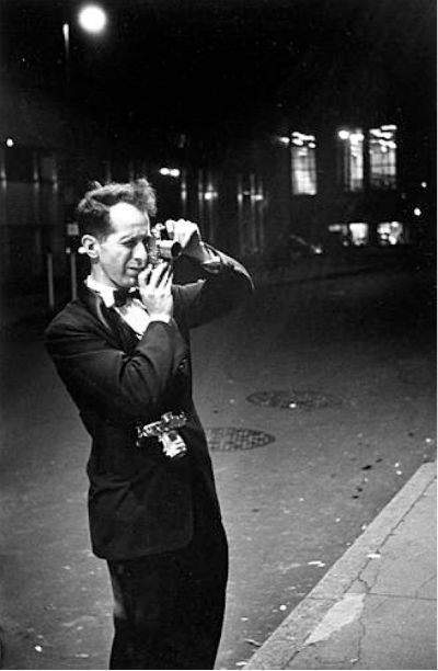 lecollecteur:  Robert Frank in NYC, 1955-56.