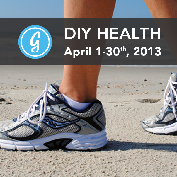 greatist:  DIY Health Challenge!  Doin it.