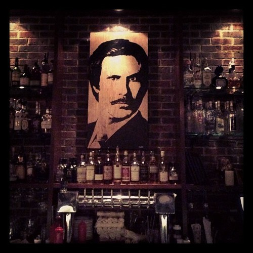 You stay classy San Diego.  (at Urban Solace)