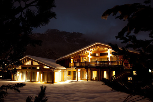 Luxury Chalet in Chamonix