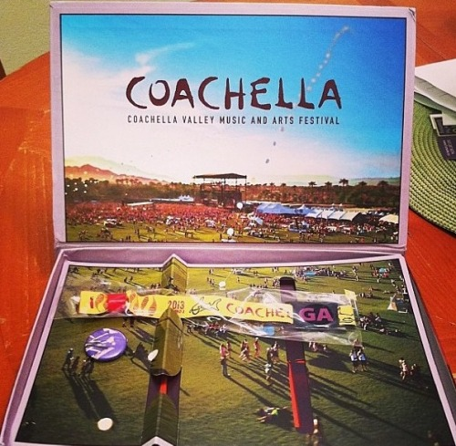 Miss your chance on getting a Coachella ticket to catch Portugal. The Man?! Well for $350 you can get a pass for weekend 2! Only reply (or message) for serious inquiries.   Along with Portugal. The Man's presence (and your chance to get Church Mouth on bone colored vinyl) will be Jurassic 5, The XX, Phoenix, Sigur Rós, RHCP, Wu Tang, Tame Impala…just to name a few!