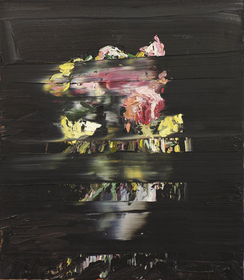 klairmarie:  Andy Denzler - Flower Compositions, 2012