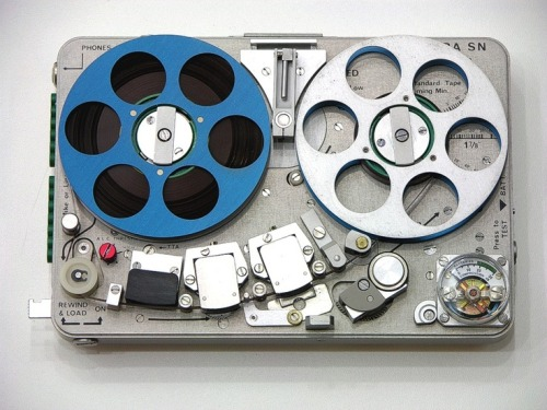 Nagra-SN Portable Reel To Reel Recorder