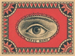 marcedith:  …vintage matchbox label via Shailesh Chavda…