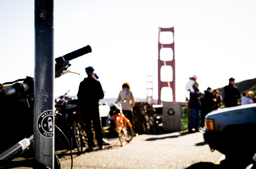 joeandersons:  Malade at The Golden Gate Bridge | 2012