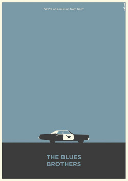 Blues Brothers by Rahma Projekt on Flickr.Via Flickr: Illustration for the movie Blues Brothers. About the project: www.rahmaprojekt.com