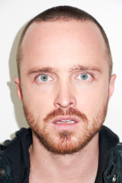 terrysdiary:  Aaron Paul at my studio #8