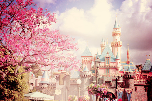 The Happiest Place on Earth. (via :3 | via Tumblr | We Heart It)