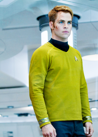 niallerisfab:  Captain Kirk my one true love