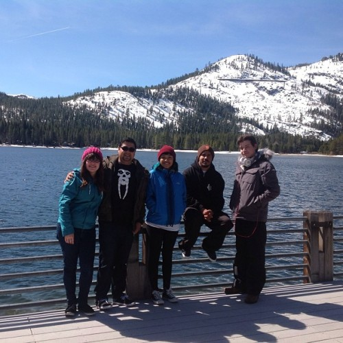 Tahoe 🏂 with the crew @monsterabbie @jaaaaaayp @ruddboy86 @rx7hks 😎 good times…