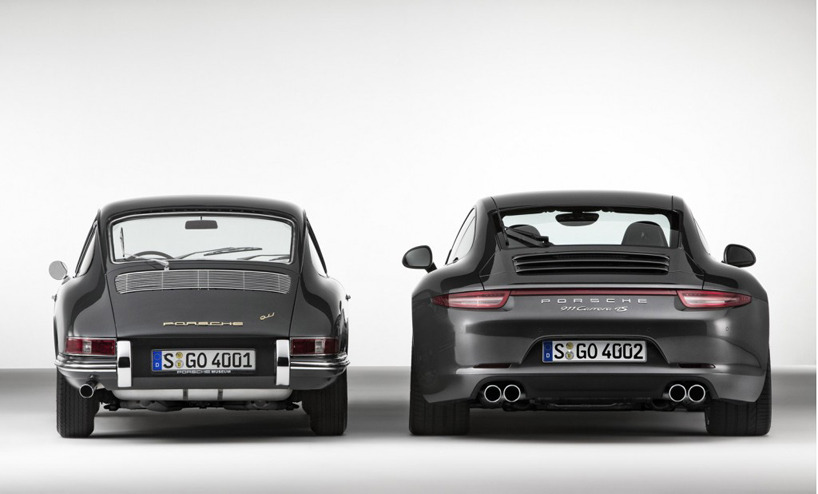 Happy 50th Birthday Porsche 911
