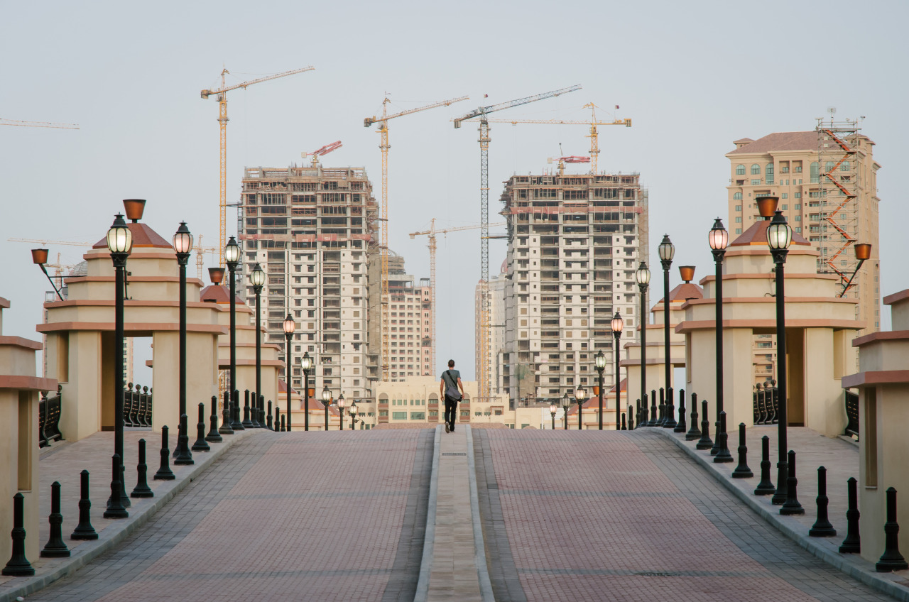 I am Legend [Jeroen Moor in Doha,Qatar]