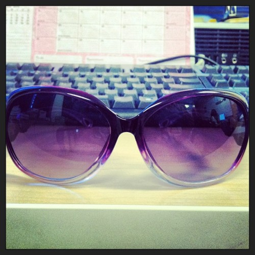 [Sun]Glasses—time 2 break out these bad boys. Its tht AWSUM time of year again!!!! ☀😁😍🌺🌷 #fmsphotoaday #sunglasses #spring #springfever #summer #socal