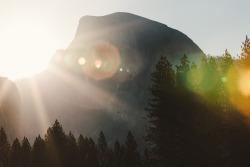 landscape adventure sunrise Yosemite campvibes