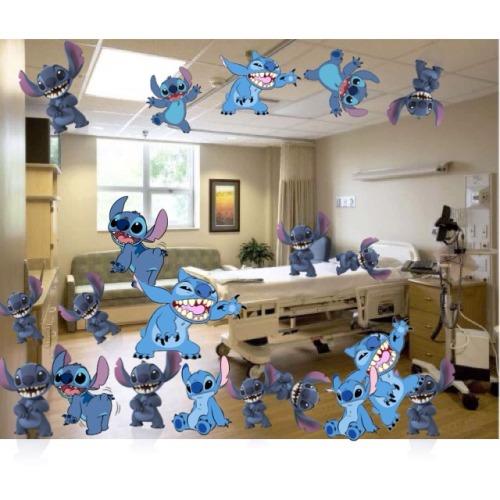 Twenty Stitches In The Hospital Room
