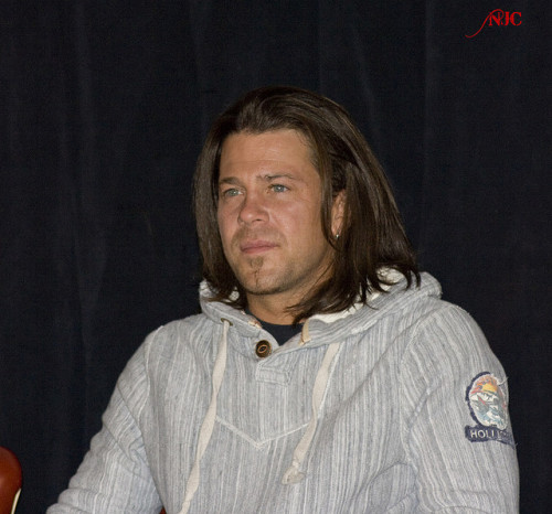 trippingdownthecobblestone:  Christian Kane 22 on Flickr. For some reason I haven't determined, this is the most viewed picture of Christian Kane (@christiankane01) on my flickr account. It's from Con Con in Portland.